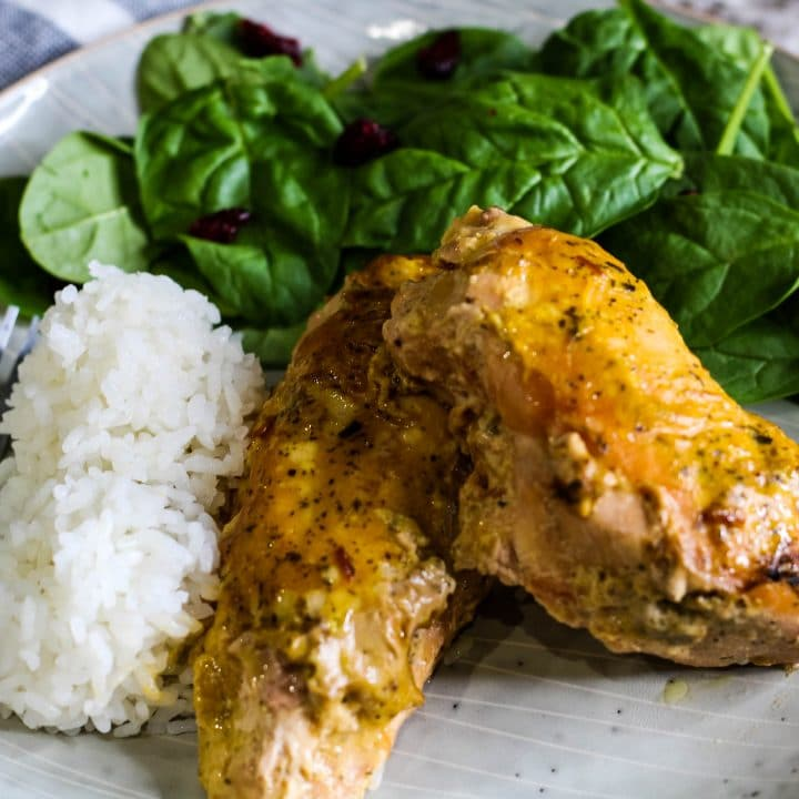 crock pot ranch chicken