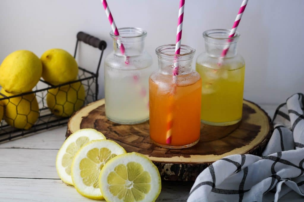 Easy Lemonade Recipe Made 3 Ways Keeping It Relle
