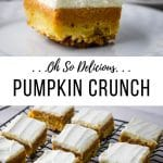 pumpkin crunch pin