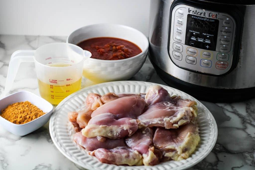 salsa chicken ingredients