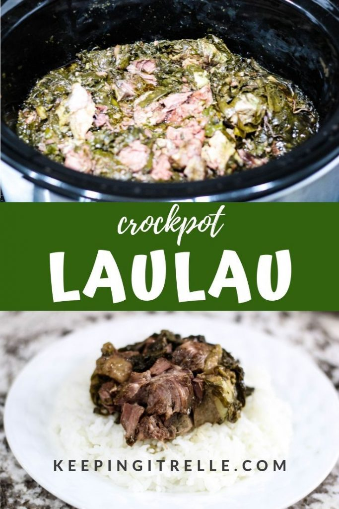 Crock Pot Laulau Keeping It Relle
