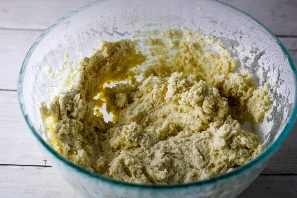 thumbprint cookie dough