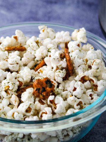 instant pot hurricane popcorn