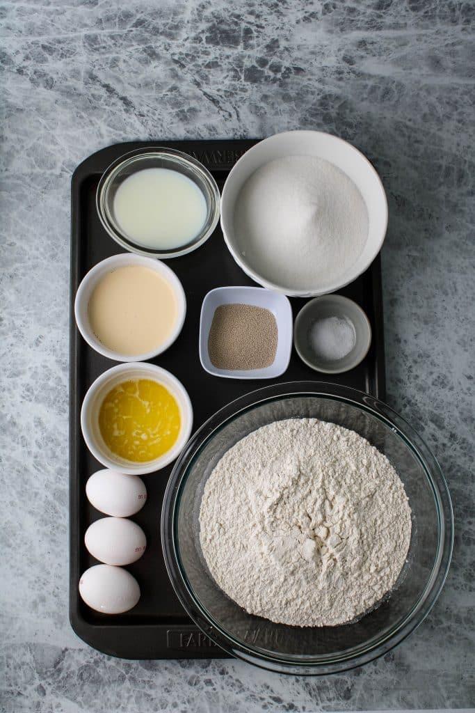 malasada ingredients