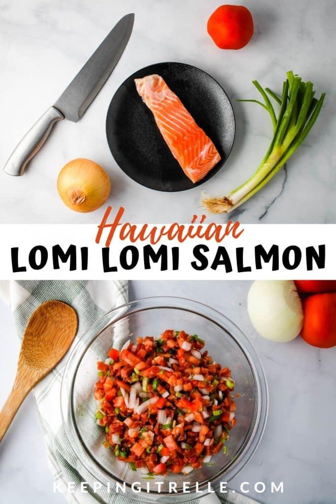 lomi lomi salmon