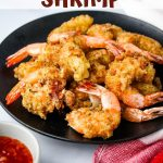 mochi crunch shrimp
