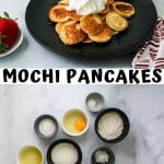 mochi pancakes pinterest image