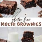 mochi brownies