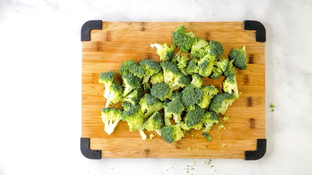 broccoli for beef and broccoli