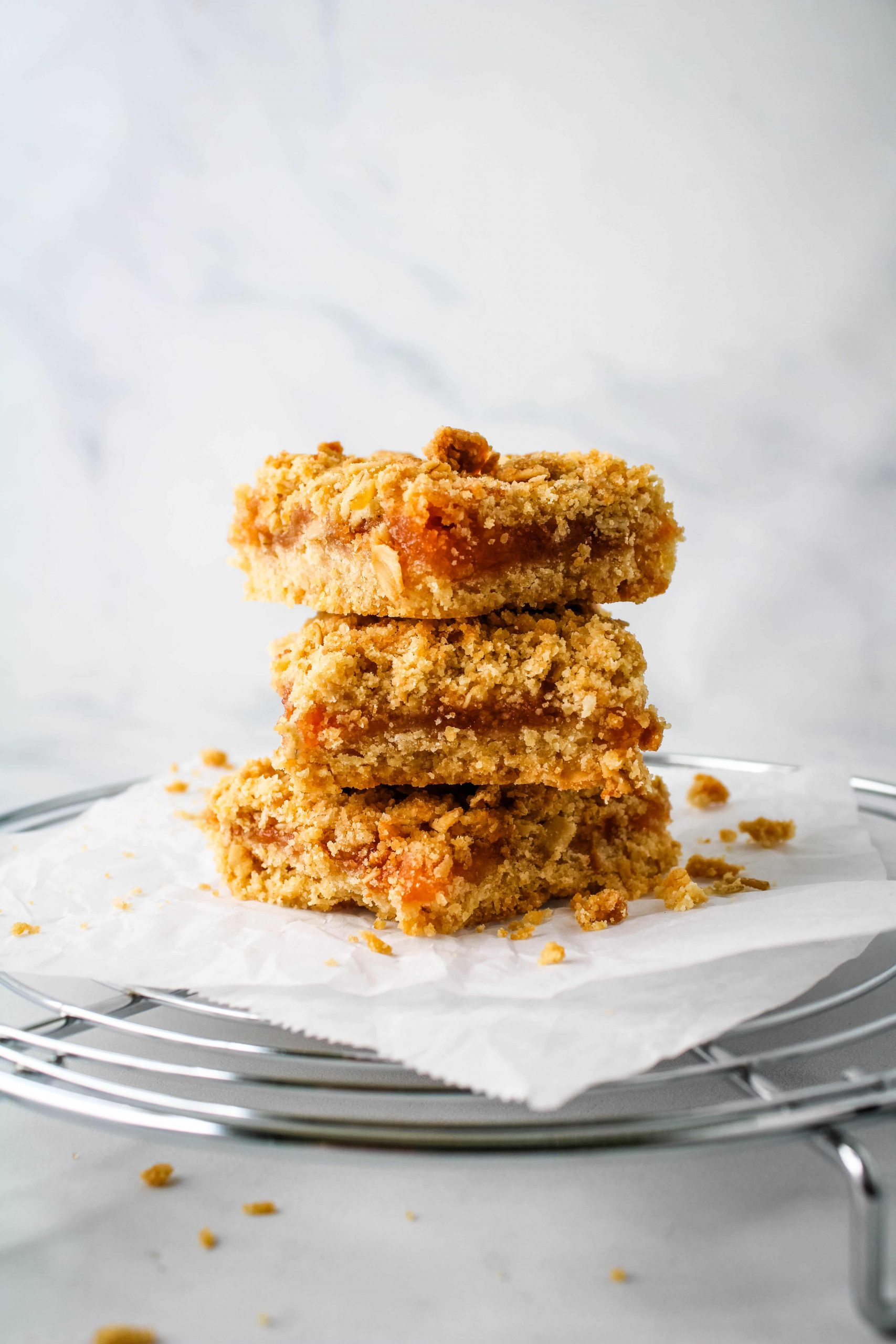 stacked guava bars