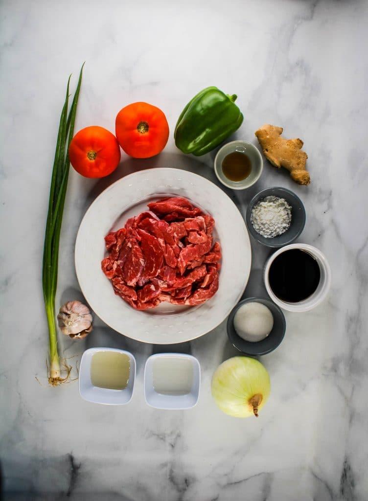 beef tomato ingredients