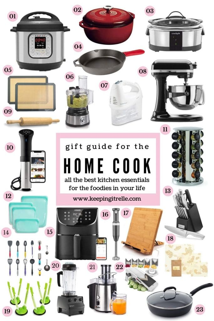 gift guide for the home cook