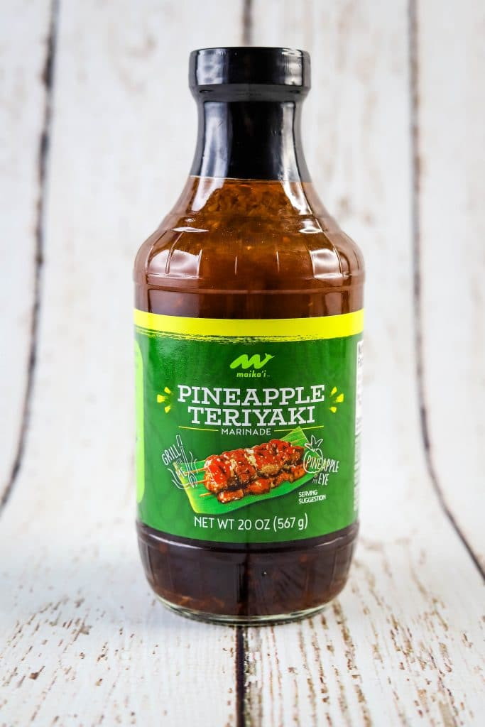 teriyaki sauce for meatballs