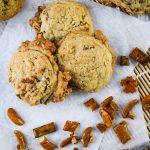 mochi crunch cookies