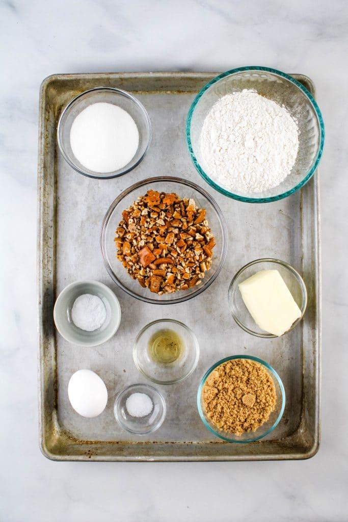 mochi crunch cookies ingredients