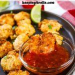 air fryer coconut shrimp pin