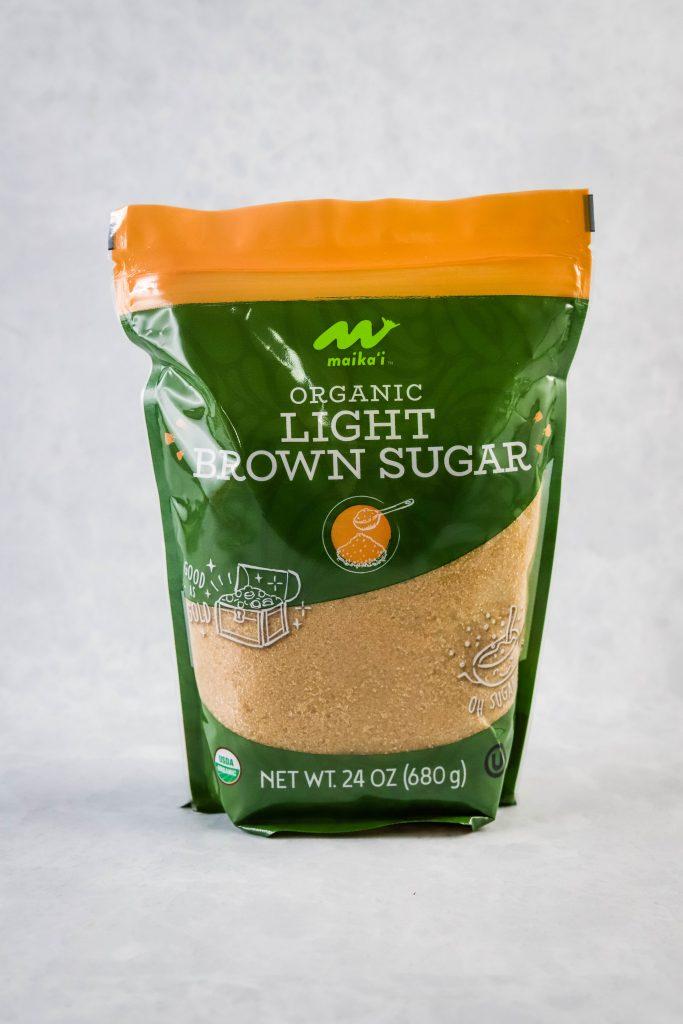 maika'i organic light brown sugar for banana lumpia