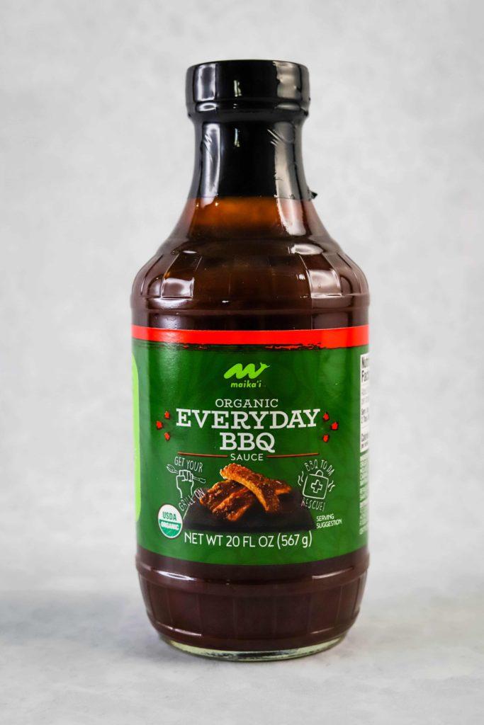 maika'i organic everyday bbq sauce