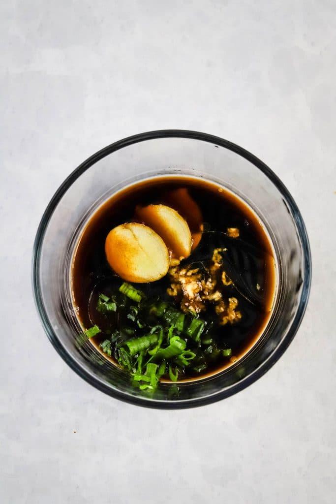 teriyaki chicken kabob marinade