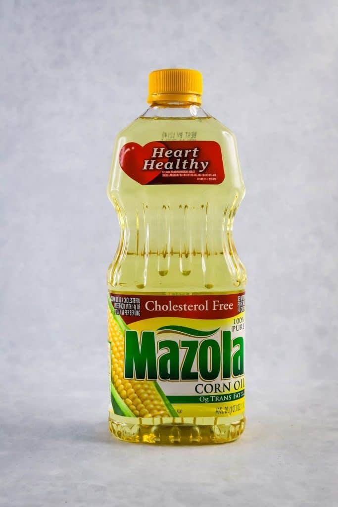 mazola corn oil for teriyaki chicken kabob marinade