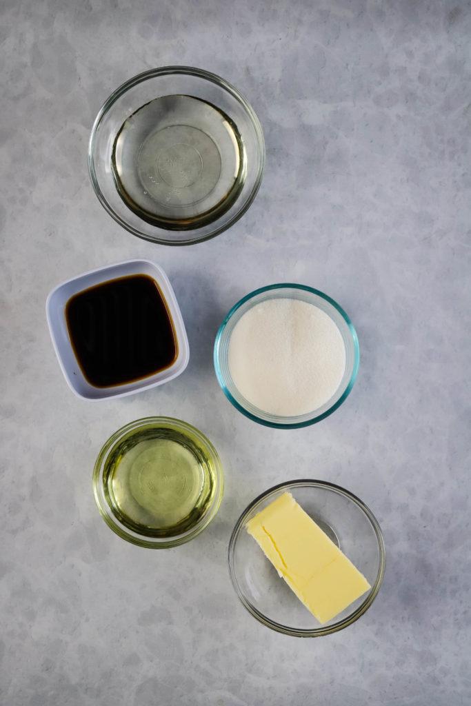 furikake chex mix sauce ingredients
