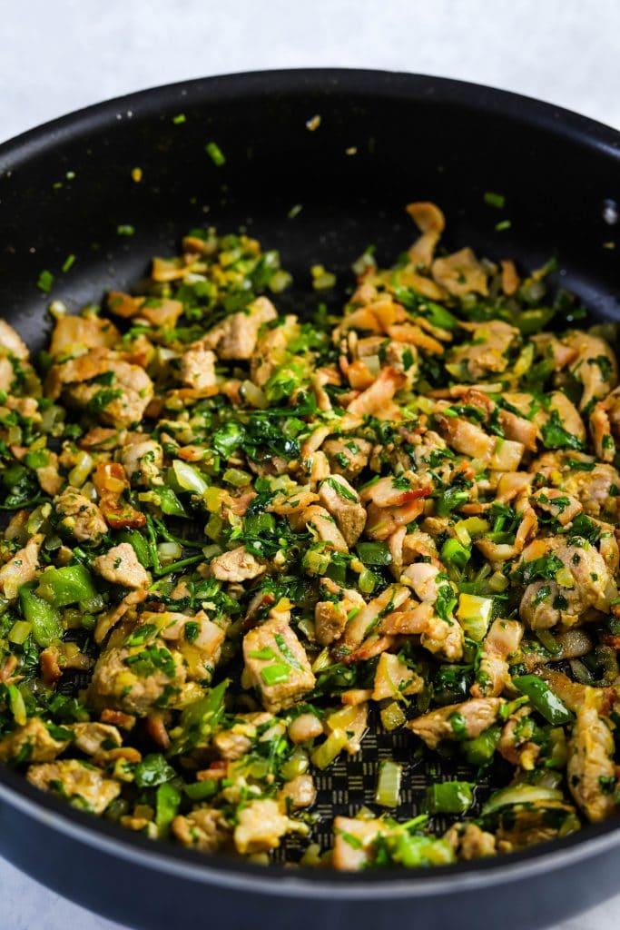 pork mix for gandule rice