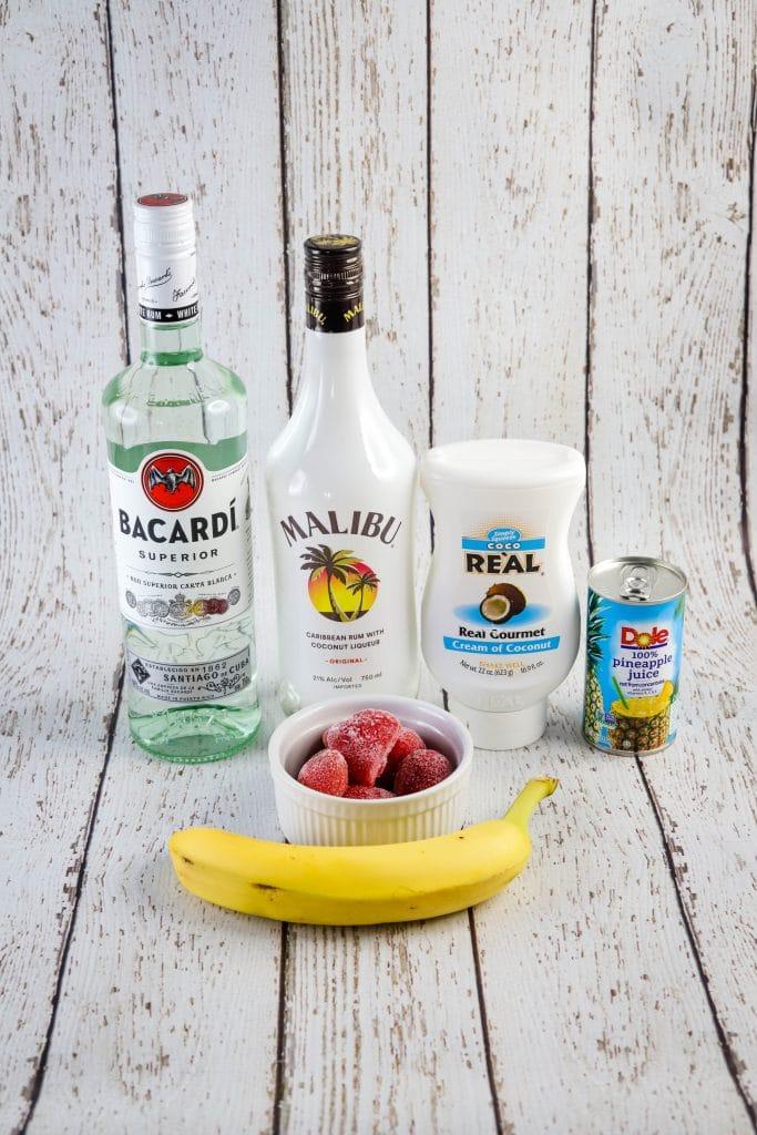 lava flow drink ingredients