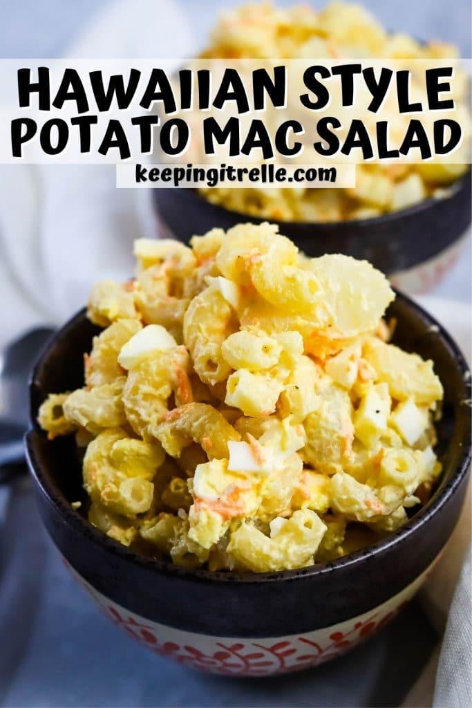 potato mac salad